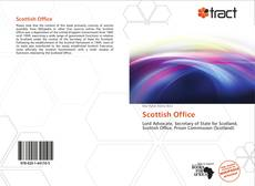 Portada del libro de Scottish Office