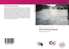 Bookcover of 2010 Thailand Floods