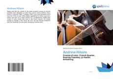 Bookcover of Andrew Hilaire