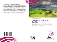 Portada del libro de Emmanuel Drake del Castillo