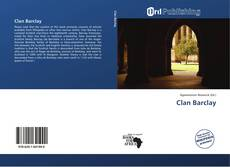 Bookcover of Clan Barclay