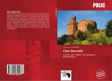 Couverture de Clan Burnett