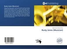 Buchcover von Rusty Jones (Musician)