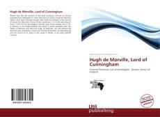 Buchcover von Hugh de Morville, Lord of Cunningham