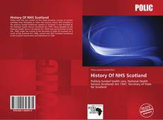 History Of NHS Scotland kitap kapağı