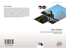 Bookcover of Clan Forbes