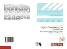 Buchcover von Digital Television in the Philippines