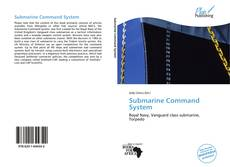 Submarine Command System的封面