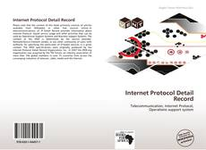 Обложка Internet Protocol Detail Record