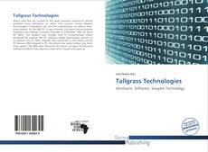 Bookcover of Tallgrass Technologies