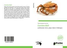 Copertina di Carsten Ball