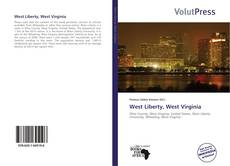 Capa do livro de West Liberty, West Virginia