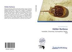 Capa do livro de Hélder Barbosa