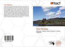 Buchcover von Clan Mackay