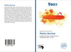 Bookcover of Matty Barlow