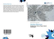 Copertina di Herber Barrera
