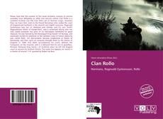 Portada del libro de Clan Rollo