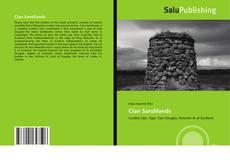Portada del libro de Clan Sandilands