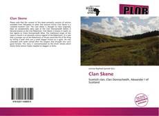 Portada del libro de Clan Skene