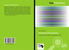 Bookcover of Mohamed Ahmed Bashir