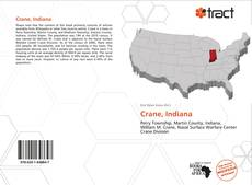 Bookcover of Crane, Indiana