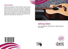 Bookcover of Johnny Stein