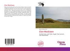 Portada del libro de Clan MacEwen