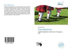 Portada del libro de Clan MacInnes