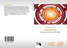 Capa do livro de Sega Genesis