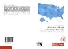 Bookcover of Advance, Indiana