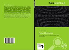 Bookcover of Power Electronics