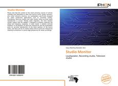 Couverture de Studio Monitor