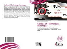 College of Technology, Pantnagar的封面