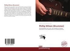 Phillip Wilson (Drummer) kitap kapağı
