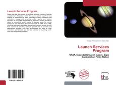 Bookcover of Launch Services Program