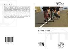Borítókép a  Brake Fade - hoz