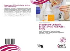 Department Of Health, Social Services And Public Safety的封面