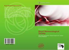 Bookcover of Royal Meteorological Society