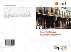 Borítókép a  Gene Calderazzo - hoz