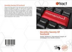 Bookcover of Heraldry Society Of Scotland