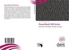 Copertina di PowerBook 500 Series