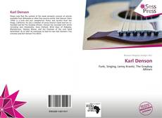 Bookcover of Karl Denson