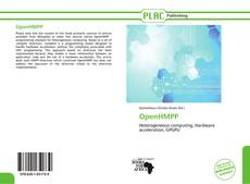 Bookcover of OpenHMPP