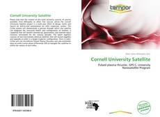 Bookcover of Cornell University Satellite