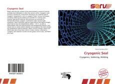 Capa do livro de Cryogenic Seal