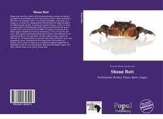 Portada del libro de Shaun Batt