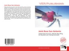 Bookcover of Joint Base San Antonio