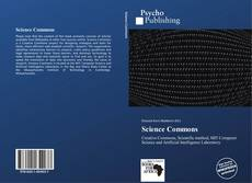 Copertina di Science Commons