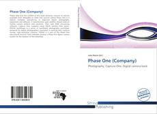 Couverture de Phase One (Company)