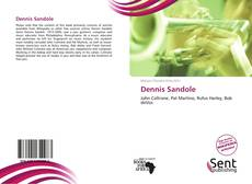 Portada del libro de Dennis Sandole